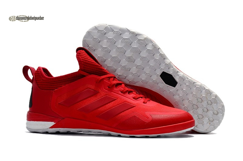 Ventes pas cher Adidas Ace Tango 17+ Purecontrol IC Rouge