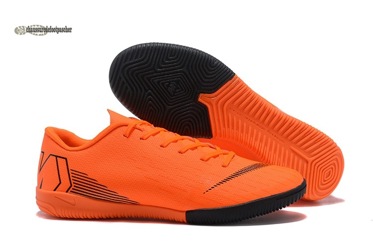 Ventes pas cher Nike Mercurial VaporX 12 Club IC Orange