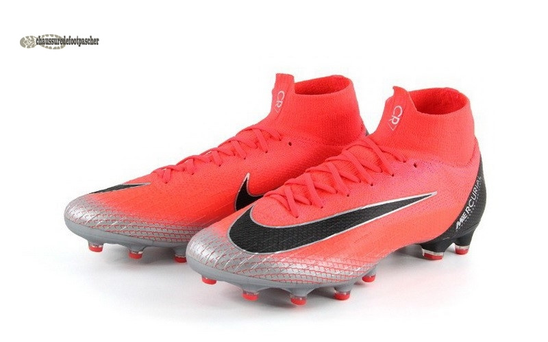 Ventes pas cher Nike Mercurial Superfly CR7 Built On Dreams FG
