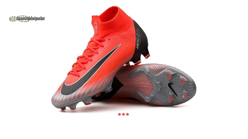 Ventes pas cher Nike Mercurial Superfly VI Elite CR7 Built on Dreams FG