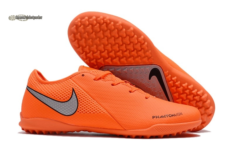 Ventes pas cher Nike Phantom VSN Academy TF Orange