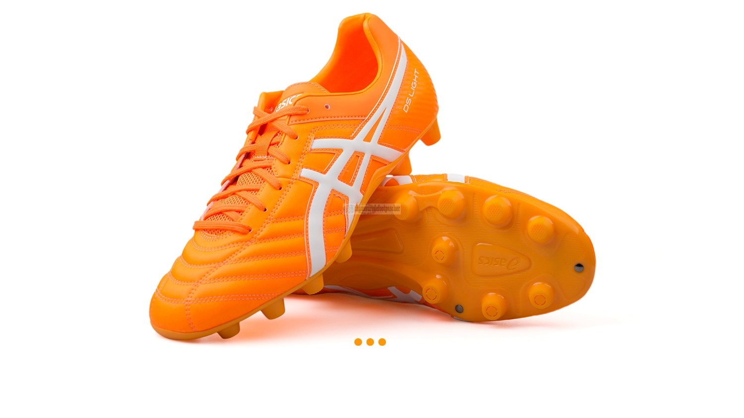 Ventes pas cher ASICS DS LIGHT WB 2 HG Orange
