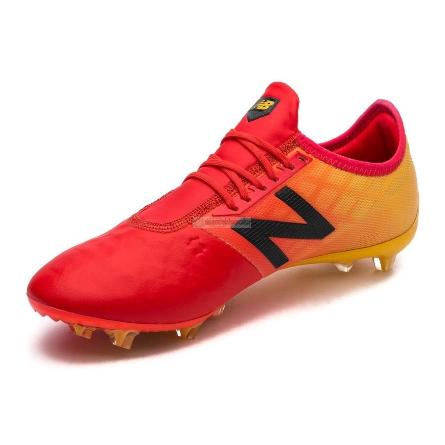 Ventes pas cher New Balance Furon 4.0 Pro FG Orange