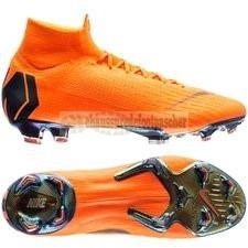 Ventes pas cher Nike Mercurial Superfly 6 Elite FG Orange