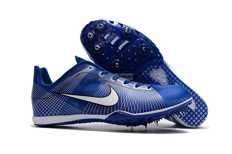 Ventes pas cher Nike Sprint Spikes Shoes SG Bleu