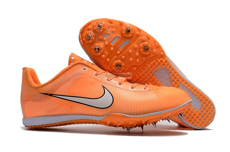 Ventes pas cher Nike Sprint Spikes Shoes SG Orange