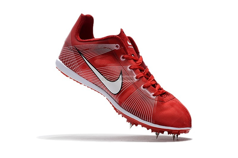 Ventes pas cher Nike Sprint Spikes Shoes SG Rouge