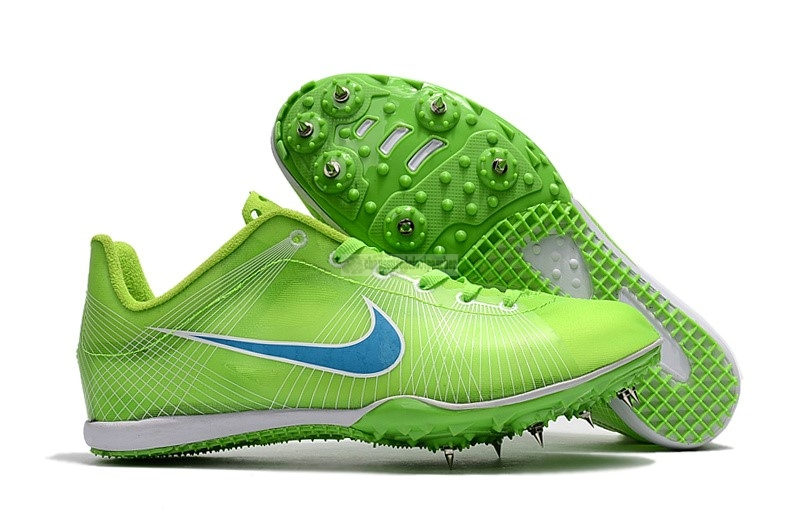 Ventes pas cher Nike Sprint Spikes Shoes SG Vert