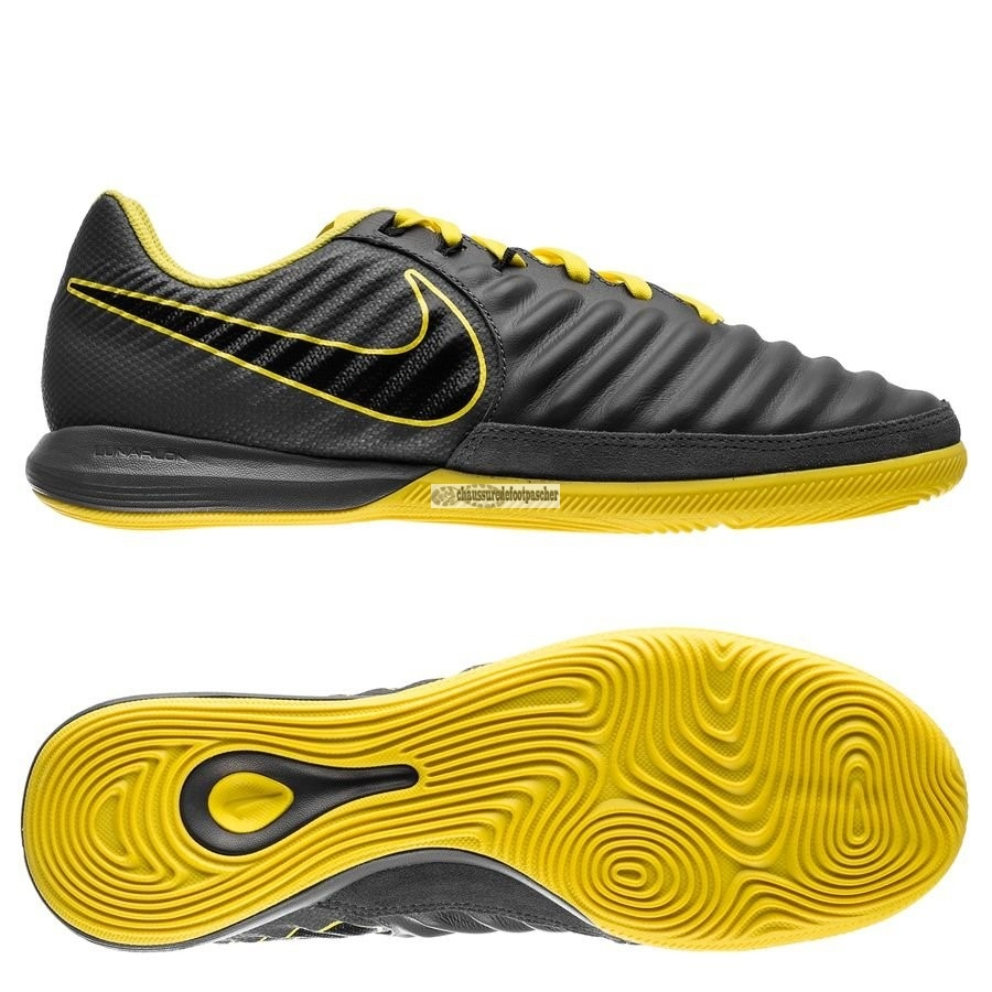 Ventes pas cher Nike Lunar Legend VII Pro IC Game Over Jaune Noir