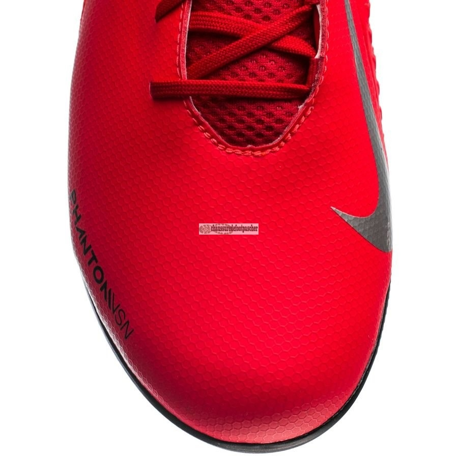 Ventes pas cher Nike Phantom Vision Academy IC Game Over Rouge Argent