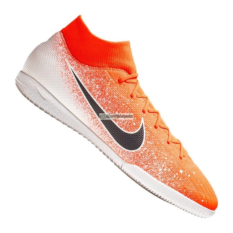 Ventes pas cher Nike Mercurial SuperflyX VI Academy IC Orange