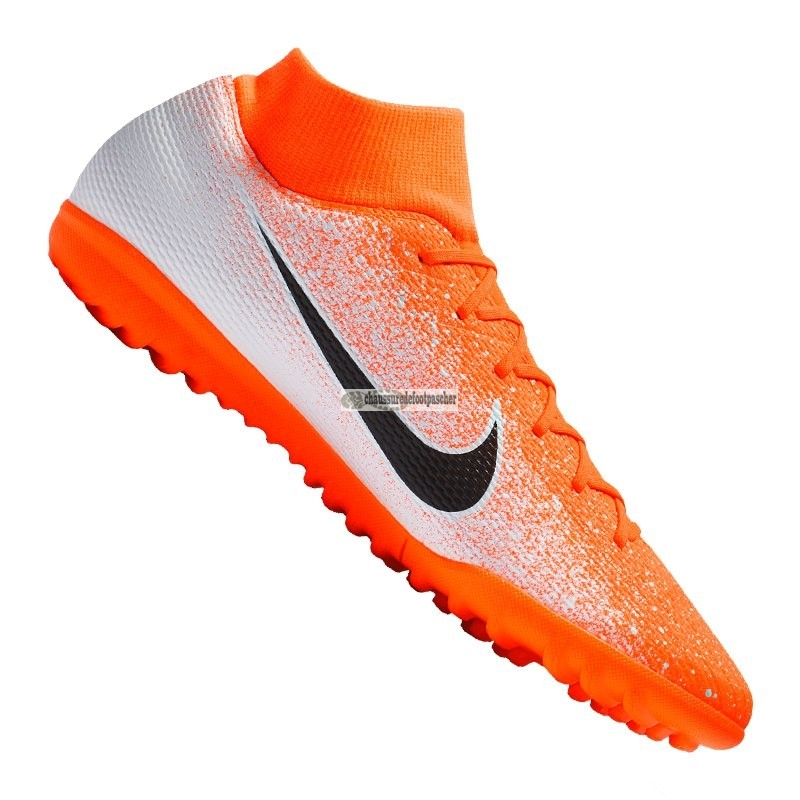 Ventes pas cher Nike Mercurial SuperflyX VI Academy TF Orange