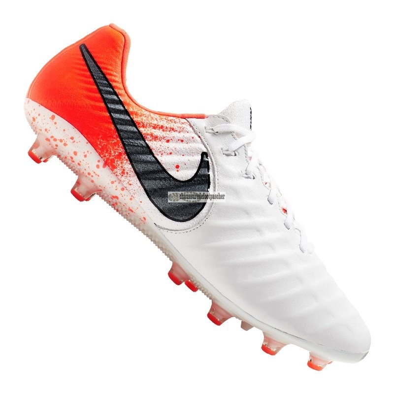 Ventes pas cher Nike Tiempo Legend VII Elite AG Orange
