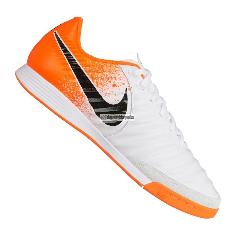 Ventes pas cher Nike Tiempo LegendX VII Academy IC Orange
