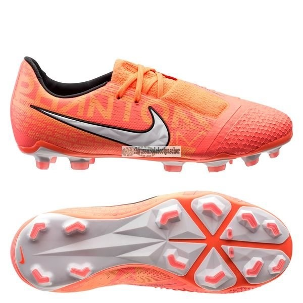 Ventes pas cher Nike Phantom Venom Elite FG Fire Orange