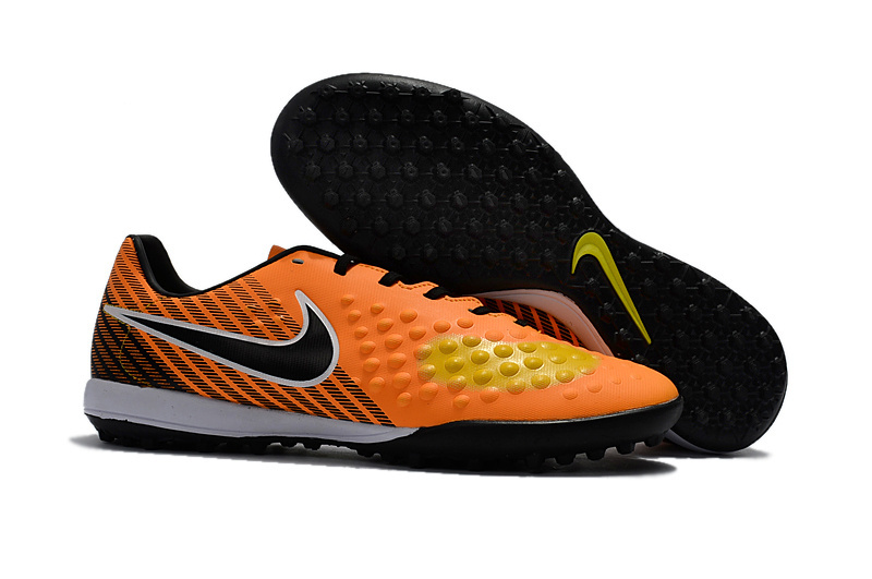 Ventes Pas Cher Nike Magista Orden II TF Orange Noir