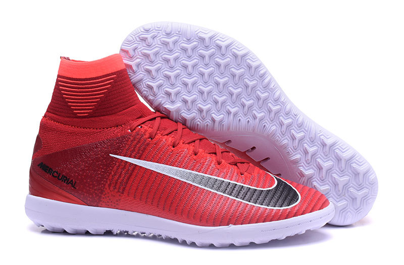 Ventes Pas Cher Nike MagistaX Proximo II TF Rouge Noir