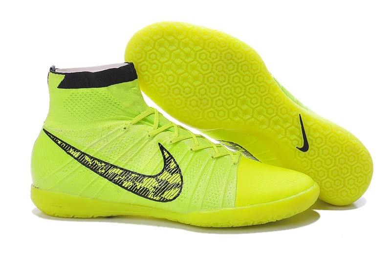 Ventes pas cher Nike Elastico Superfly INIC Vert Fluorescent