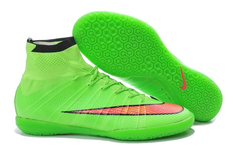 Ventes pas cher Nike Elastico Superfly INIC Vert