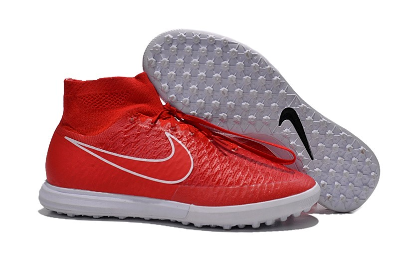 Ventes pas cher Nike MagistaX Proximo TF Rouge