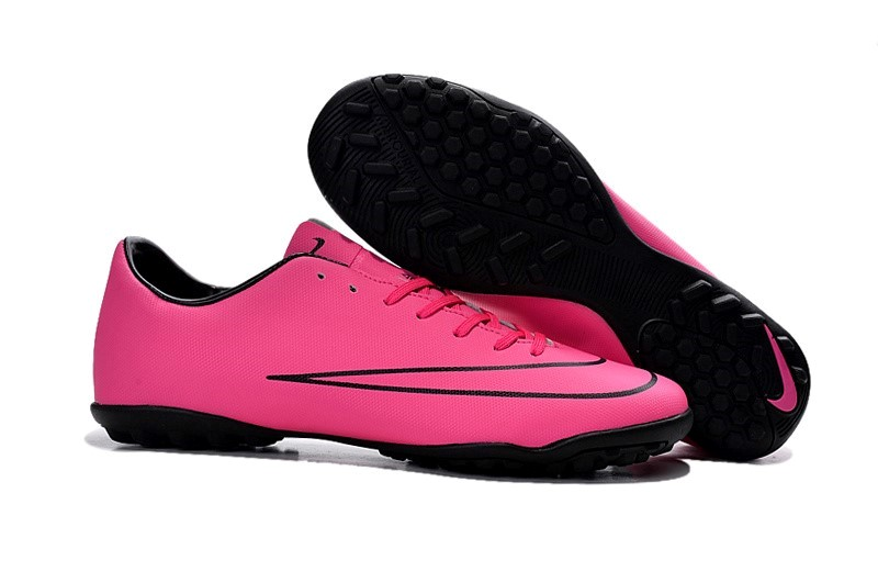 Ventes pas cher Nike Mercurial X Victory Femme TF Rouge