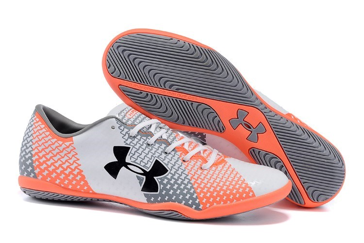 Ventes pas cher Under Armour Clutchfit Force INIC Gris Blanc