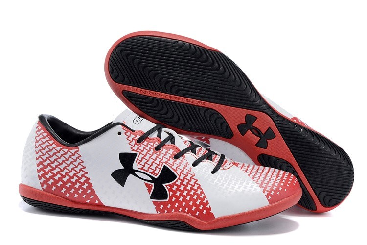 Ventes pas cher Under Armour Clutchfit Force INIC Noir Rouge