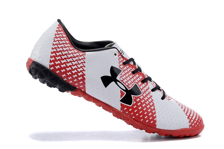 Ventes pas cher Under Armour Clutchfit Force TF Noir Rouge