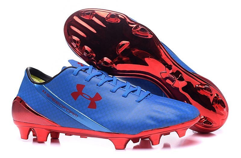 Ventes pas cher Under Armour Speedform FG Bleu